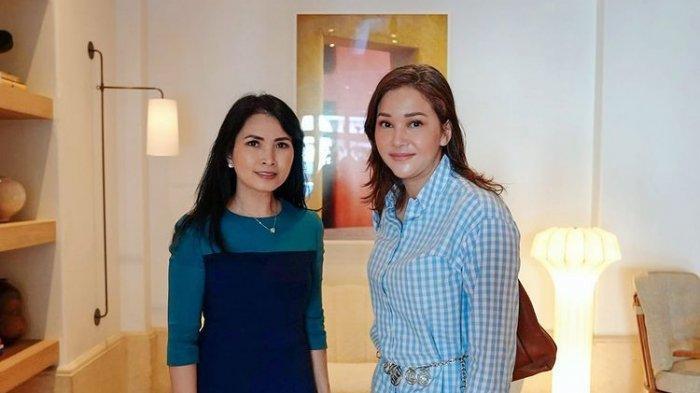 Paras Maia Estianty & Liliana Tanoesoedibjo Saat Foto Bareng Jadi Sorotan, Ibu Al El Dul: Inspirasi