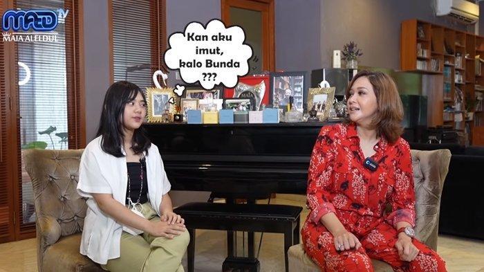 Maia Estianty Kesulitan Goyang di TikTok, Istri Irwan Mussry Picu Reaksi Ziva Magnolia