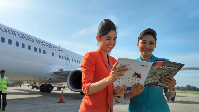 Harga Tiket Turun 20 Persen, Tiket Garuda, Citilink & Sriwijaya Dihitung-hitung Masih di Atas 1 Juta