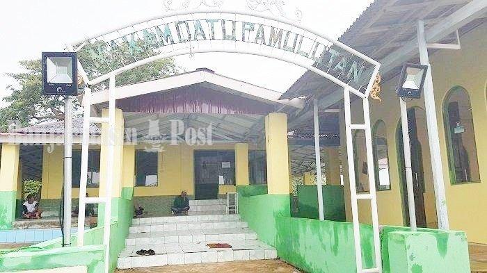 Penerangan di Pulau Datu Rusak, Tata Kota Kabupaten Tala Segera ke Lokasi