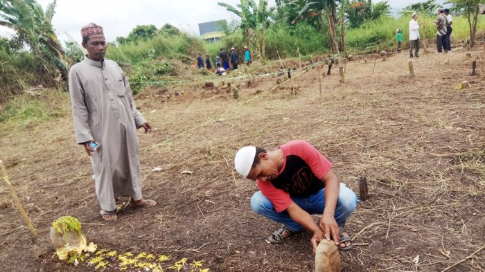 Heboh Temuan Makam Tua di Telok Selong, Ini Komentar Bupati Banjar