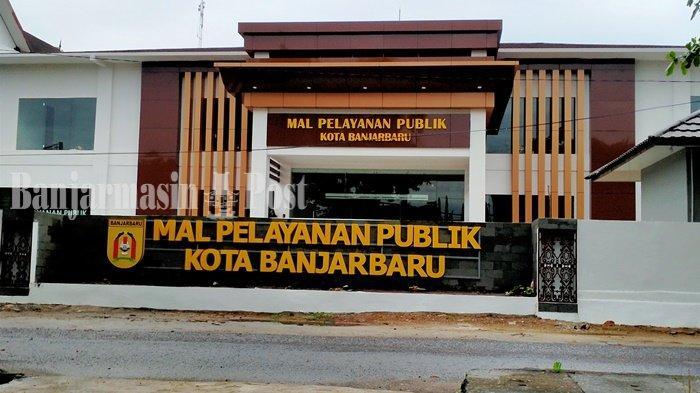 Kantor BP2RD dan MPP Banjarbaru Dibuka, Staf Bergejala Coovid-19 Jangan Kerja