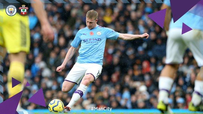 LINK SCTV! Live Streaming Dinamo Zagreb vs Man City, Link TV Online Liga Champions di Vidio.com