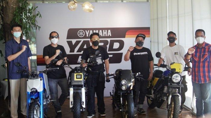 Management PT YIMM dan builder Yard Built Indonesia wilayah Bandung.