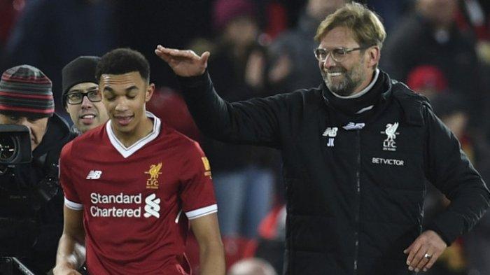 Keuntungan Liverpool Saat Alexander Arnold Absen di Euro 2020 Akibat Cedera