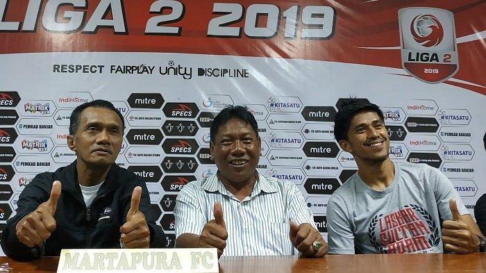 Bonus Rp 20 Juta Menanti Martapura FC Setiap Menang di Kandang Lawan, Ini Sosok Sang Donaturnya