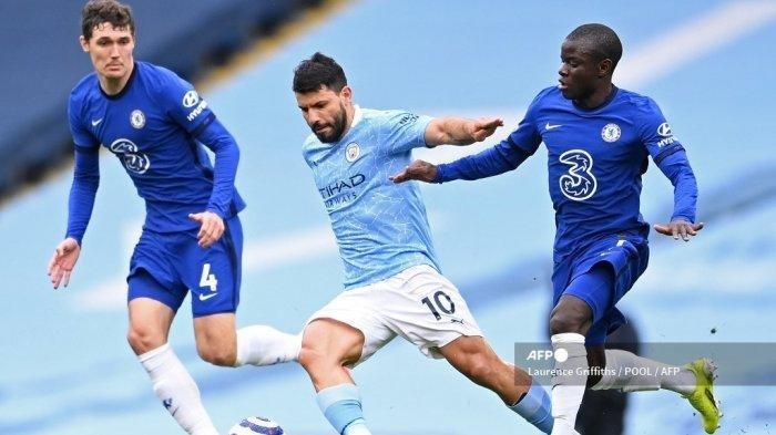 Jadwal Live Streaming SCTV Man City vs Chelsea Final Liga Champions Malam Ini, Kante vs de Bruyne