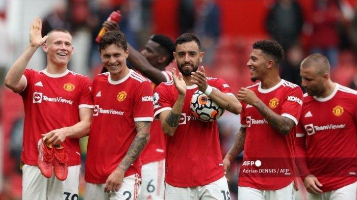 Liga Champions : Manchester United Bawa 22 Pemain, Cavani & Rashford Cedera, Ronaldo Starter lagi ?