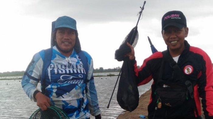 Tak Hanya Berburu Ikan, Inilah yang Dilakukan Komunitas Mancing di Banjarmasin
