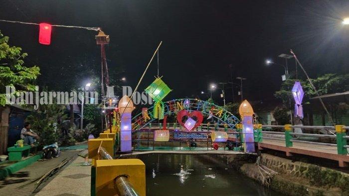 Wisata Kalsel, Dana Swadaya untuk Bisa Ikut Festival Selikur Banjarbaru 2021