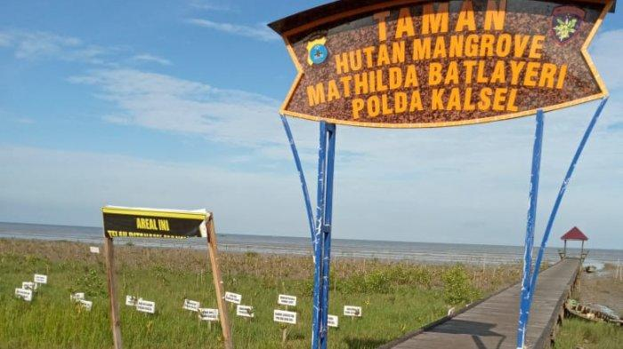 Kembangkan Wisata Hutan Mangrove, Pemdes di Tala Harapkan Dukungan Pemerintah Daerah
