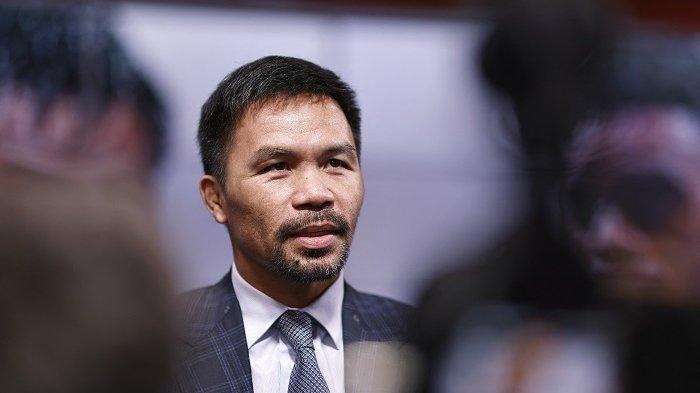 Manny Pacquiao Resmi Pensiun dari Ring Tinju Dunia, Fokus Jadi Presiden Filipina