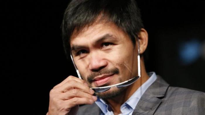 Prediksi & Jadwal Tinju Dunia Manny Pacquiao vs Errol Spence, Mike Tyson Ungulkan Rival Mayweather