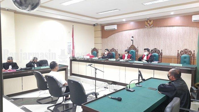 Korupsi Kalsel, Mantan Kades Kersik Putih Kabupaten Tanbu Divonis 2 Tahun Penjara