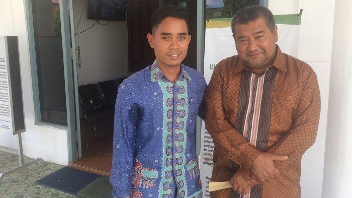 Ali Murtado Sebut Belum Terima Salinan Putusan Mantan Ketua KPU Banjar Ahmad Faisal