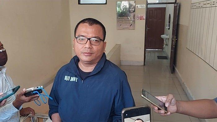 Hadir di PN Banjarmasin, Denny Indrayana Singgung Kasus Anggota Tim Hukumnya