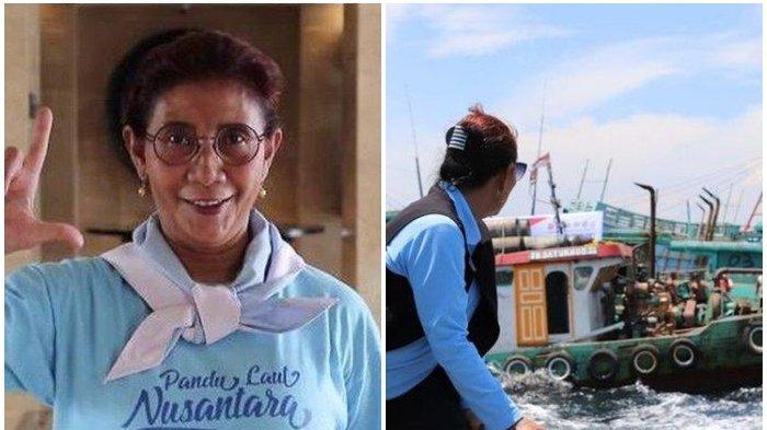 Kisruh di Laut Natuna, Susi Pudjiastuti : Bedakan Pencurian Ikan dengan Investasi!