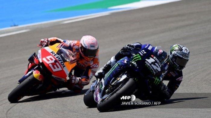 JADWAL MotoGP 2020 Hari Minggu Lengkap Link Live Streaming Trans7, Kesabaran Marc Marquez