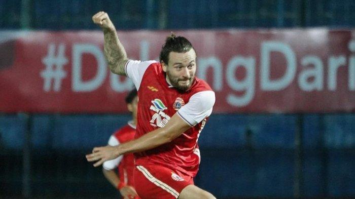 LINK Streaming TV Online PSM vs Persija Jakarta Piala Menpora Live Indosiar, Marko Simic Main