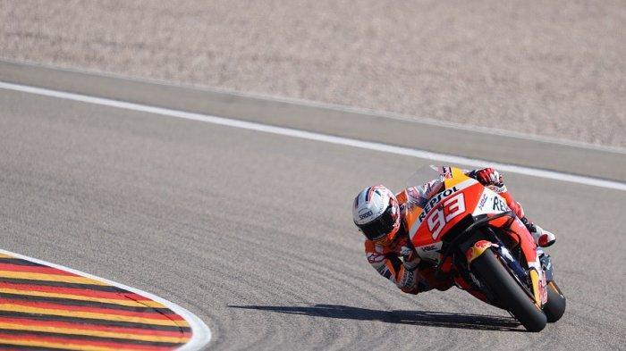 Hasil FP2 MotoGP Jerman 2021, Catatan Miguel Oliveira Bersaing dengan Marc Marquez, Rossi Terpuruk