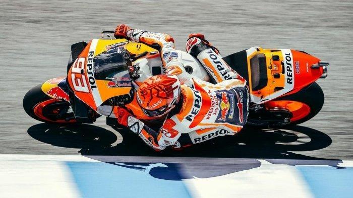 Live Fox Sports 2! Link Streaming FP3 - Kualifikasi MotoGP Spanyol 2021 Sore Ini, Live Delay Trans7