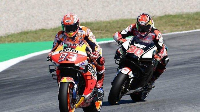 Hasil FP4 MotoGP Spanyol 2021 : Fabio Quartararo Tercepat, Marc Marquez ke 10, Valentino Rossi?