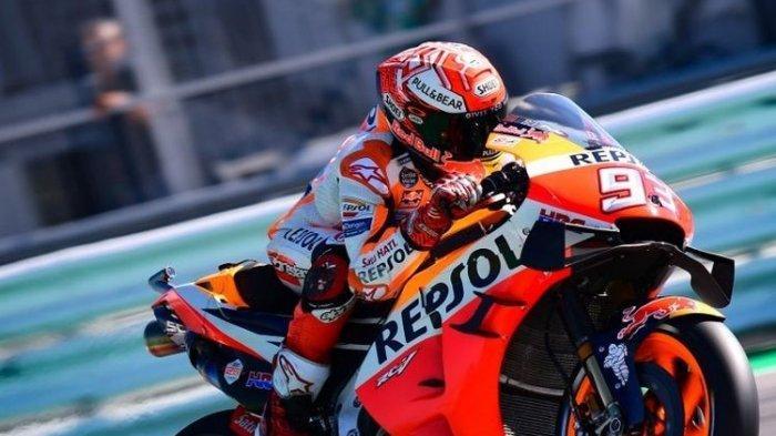 Live Streaming Trans 7 MotoGP Valencia 2019, Marquez dan Lorenzo Bawa Nama Afridza Munandar, Usee TV