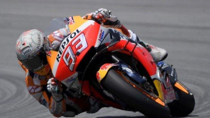 Jadwal MotoGP Catalunya 2021 Live Trans7, Keyakinan Marquez soal Kondisi Fisiknya