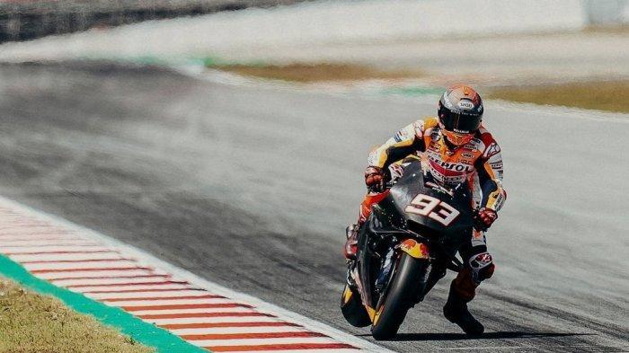 Kondisi Marc Marquez Usai Jalani Tes Jelang MotoGP Jerman 2021 : 'Masih Belum Bisa 100 Persen'