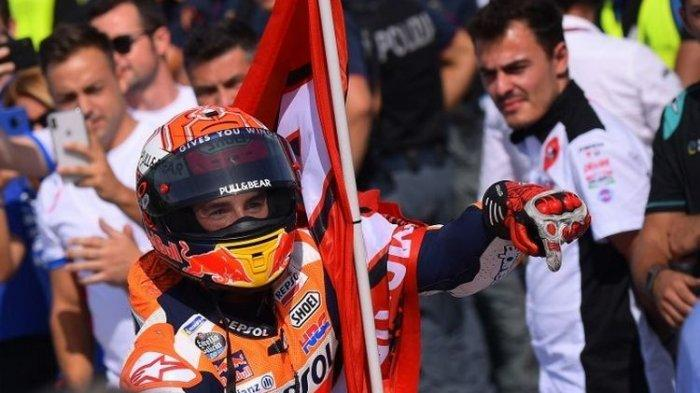 Jadwal & Jam Tayang MotoGP San Marino 2021 Live Streaming Trans7 Pekan Ini, Sirkuit Favorit Marquez