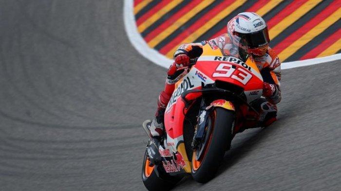 Jadwal Siaran MotoGP San Marino Live Trans7 Pekan Ini, Menanti Drama Marquez