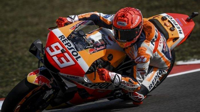 BERLANGSUNG Link Trans 7 Race MotoGP Spanyol 2021 Live Streaming TV Online Fox Sports2, Marquez Main