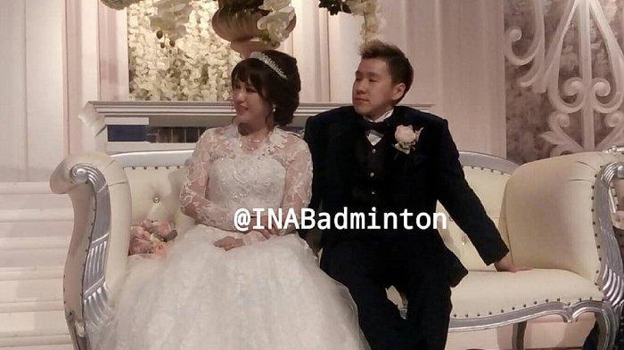 Pebulutangkis Marcus Gideon Menikah, Kevin Tak Mau Kalah Bawa 'Pasangan Baru'
