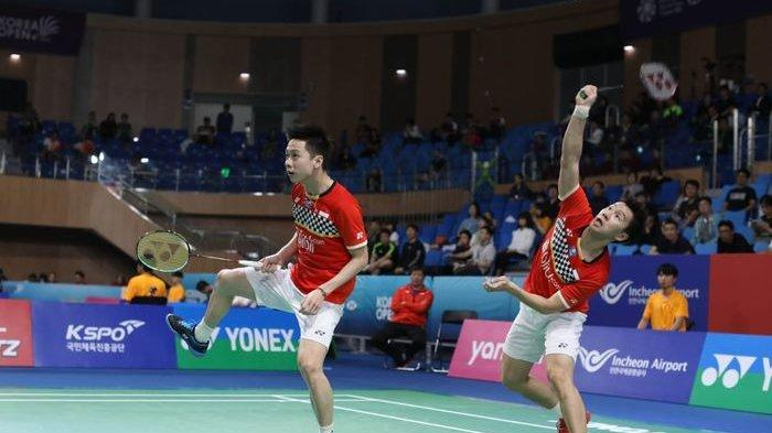 Jadwal Badminton Malaysia Masters 2020 : Marcus/Kevin, Ahsan/Hendra & Jojo Main, Live TVRI?