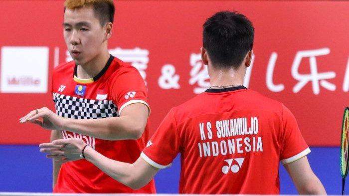 LINK Live Streaming & Jadwal 8 Besar Hong Kong Open 2019 via Youtube BWF & UseeTV, Marcus/Kevin!