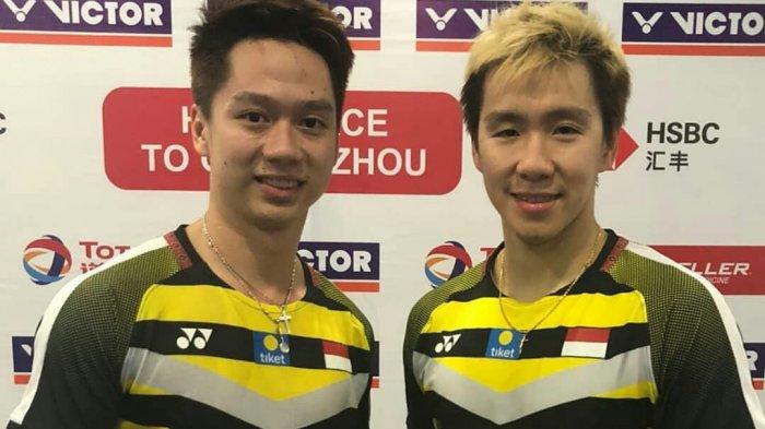 Marcus dan Kevin Absen, Ganda Putra Indonesia Tetap Waspada di Thailand Open