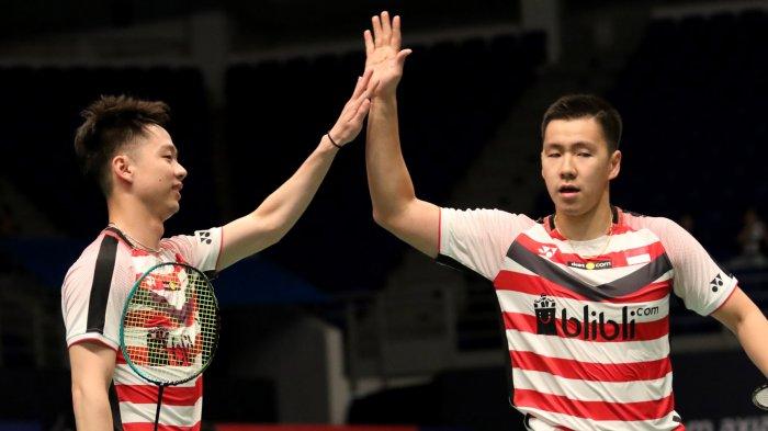 Jadwal Badminton Malaysia Open 2021, Ini Daftar Pemain Indonesia yang Turun, Ada Marcus Kevin