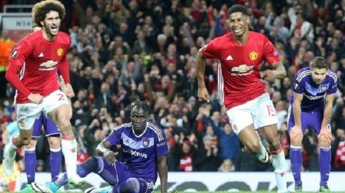 Gol Tunggal Basel Tunda Manchester United Lolos ke 16 Besar