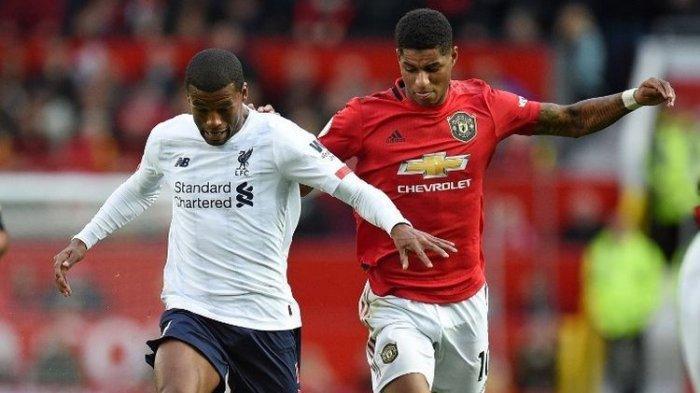 Jadwal Liga Inggris Tayang Live Net TV Pekan 34 Everton vs Villa, Man United vs Liverpool di Mola