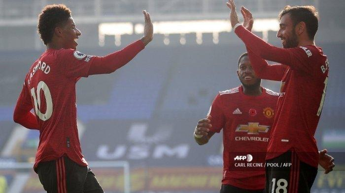 LINK MOLA TV! Live Streaming West Brom vs Man United, Tak Siaran Langsung Net TV di Liga Inggris