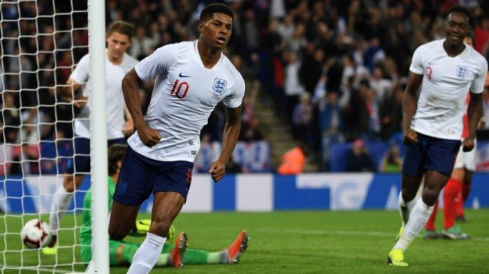 Timnas Inggris Dibuat Pusing Oleh Harry Maguire dan Marcus Rashford Jelang Euro 2020