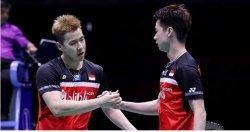 Marcus/Kevin Urung Comeback! Turnamen Badminton German Open 2021 Batal Digelar