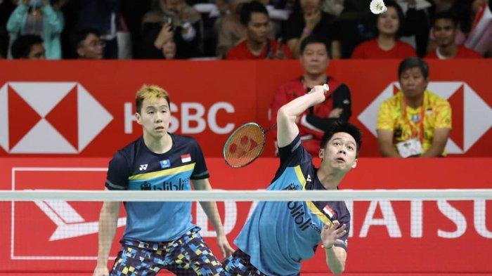 LINK TVRI! Live Streaming Semifinal All England 2020 di BWF & UseeTV, Marcus/Kevin & Praveen Main