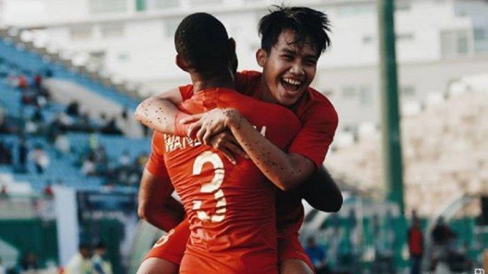 Timnas U-19 Indonesia vs Bosnia : Shin Tae-yong Punya Opsi Witan Sulaiman dan Bagus Kahfi
