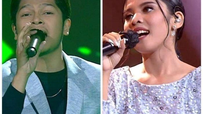 Juara Indonesian Idol Spesial Season 2021 Ditentukan Malam Ini, Cek Profil Rimar dan Mark