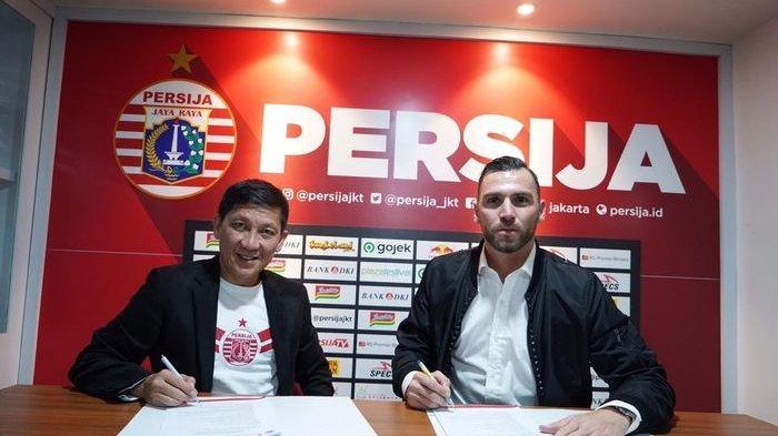 Jadwal Liga 1 2021 Tak Jelas Berimbas ke Bursa Transfer, Marko Simic Alami Penurunan Nilai Pasar