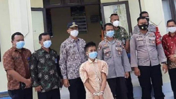 Napi Kabur dari Lapas Palangkaraya Kalteng, Pemuda 20 Tahun Ini Ditangkap di Pondok di Pulang pisau