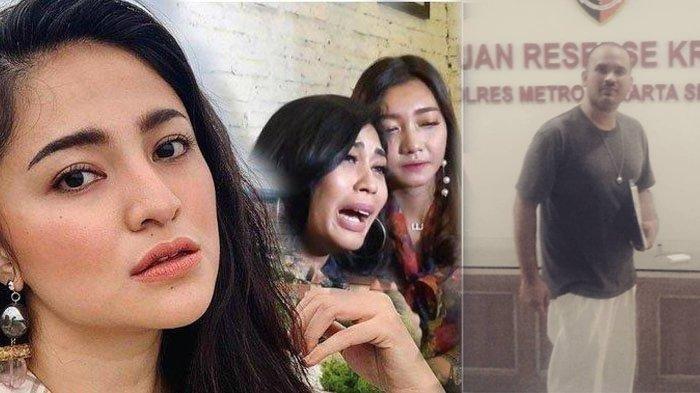 Marshanda Diperiksa Polisi soal Kematian Anak Karen Idol, Istri Arya Claproth Setuju Autopsi Zefania