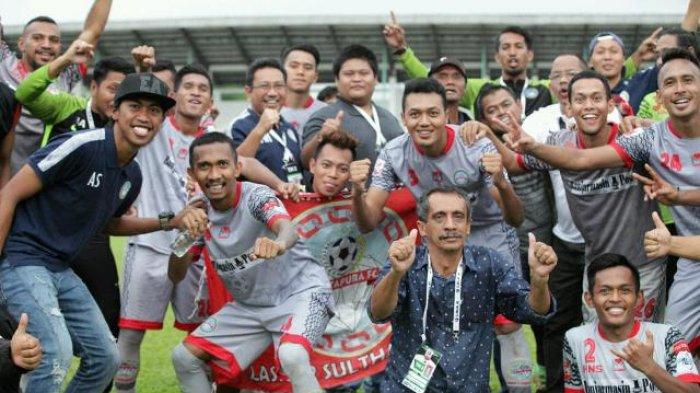Martapura FC Akhiri Liga 2 2019 Gagal ke Semfinal, Frans : Faktor Wasit dan Kekurangan Pemain