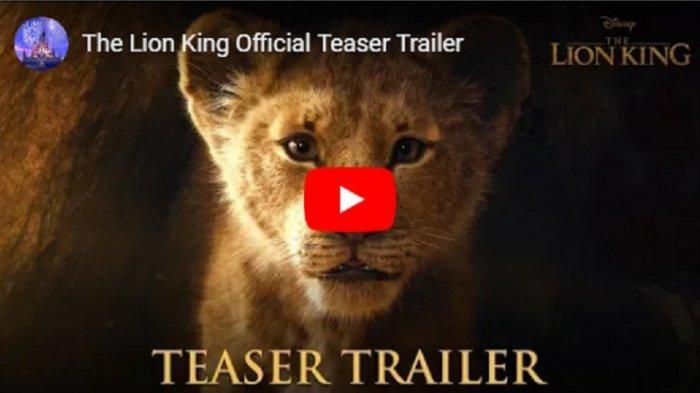Sudah Tayang di Bioskop Indonesia! Simak Sinopsis Film The Lion King 2019, Mari Bersafari